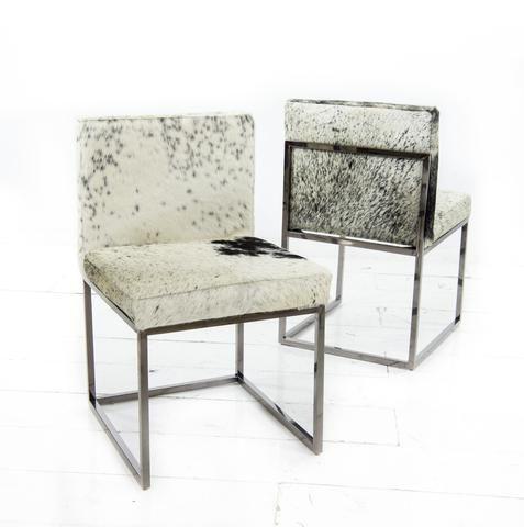 Best 25+ Cowhide chair ideas on Pinterest | Western furniture, Cow ...