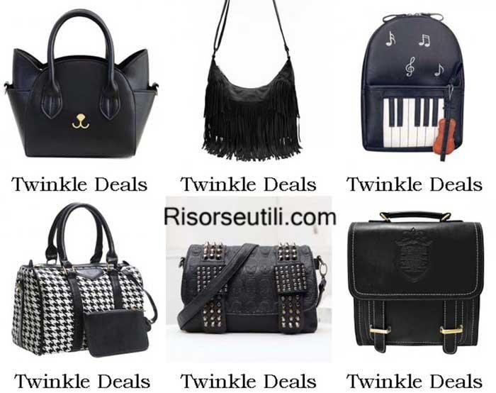 Bags Twinkle Deals fall winter 2016 2017 for women
