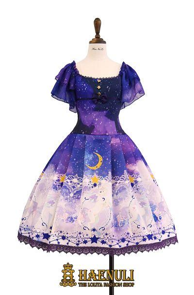 "lolita-updates: "" Haenuli - Planetary dreamer (OP) Preoder now at http://haenuli.storenvy.com/ """