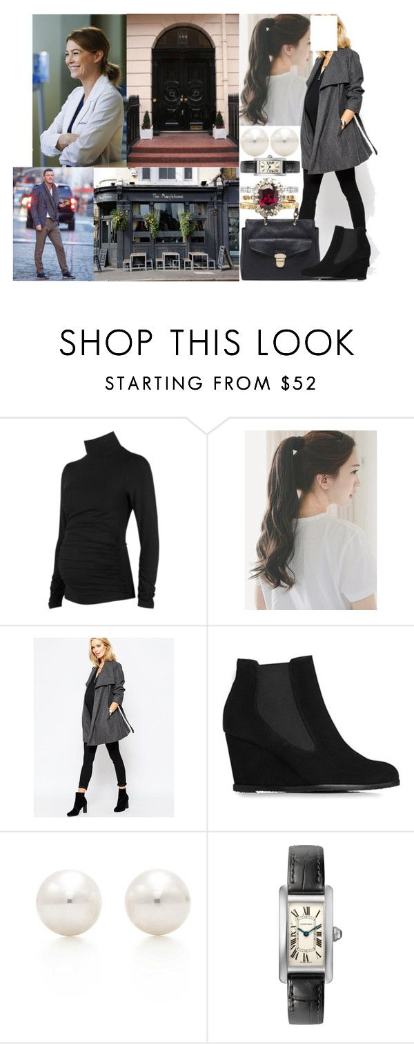 """""""Visiting her gynaecologist Dr. Alice Wilson for the 30-week ultrasound with Fred and afterwards grabbing lunch at The Marylebone"""" by marywindsor ❤ liked on Polyvore featuring pinkage, Mama.licious, L.K.Bennett, Tiffany & Co., women's clothing, women's fashion, women, female, woman and misses"""