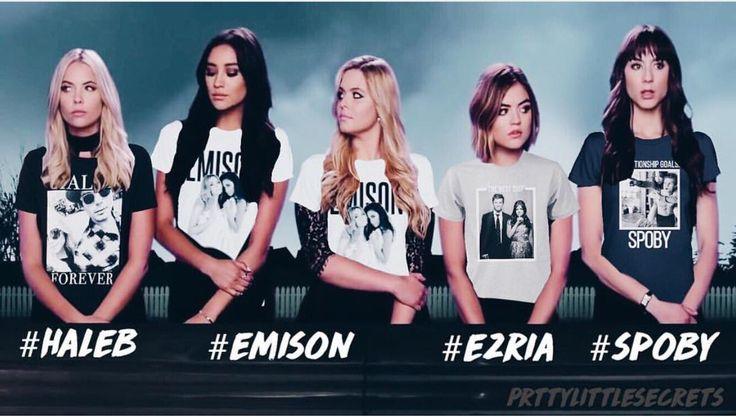 J'aimerais tellement avoir #Ezria. Maintenant que tous le monde vole les idées de Ian. Ça donne ça.