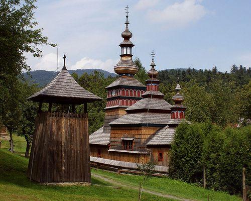 hidden in valley by ika6_ on Flickr.  Mikulášová, Slovakia