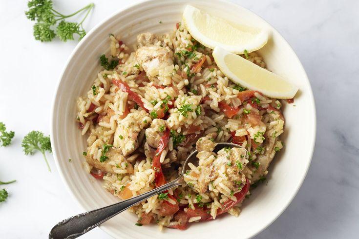 Een lekker pittig gerecht met kip uit Afrika, maar door de Portugezen geïntroduceerd op alle continenten tijdens hun wereldreizen. Een gerecht met een...