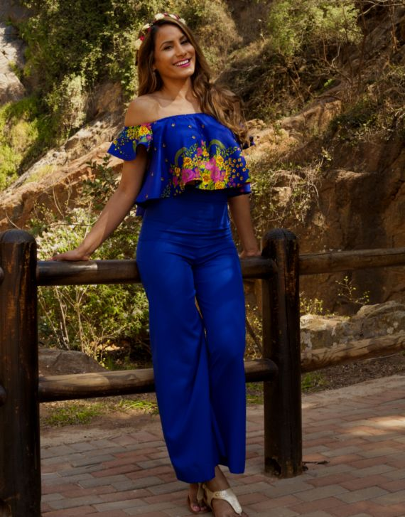 blue tsonga set