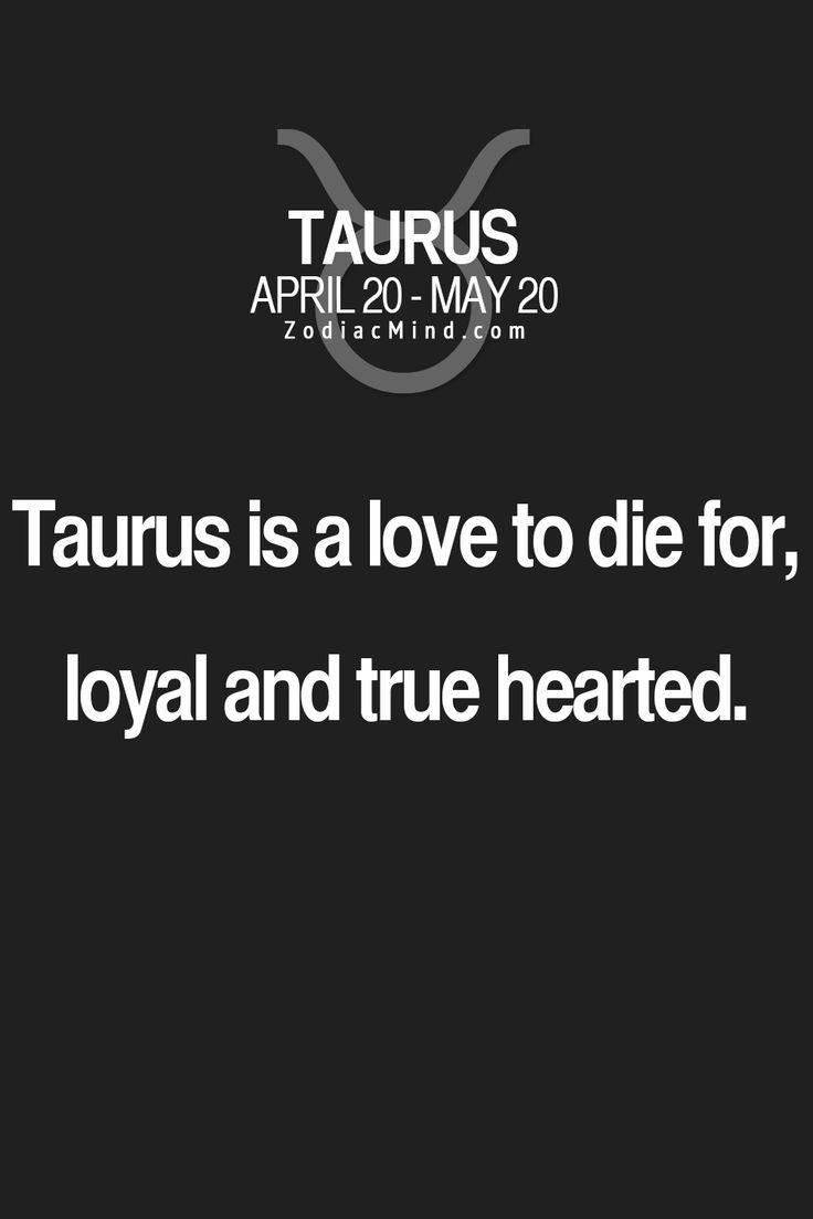 My Taurus children prove this to me...
