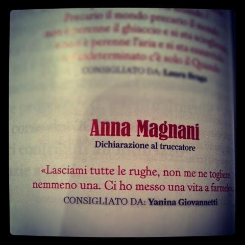 Anna Magnani...