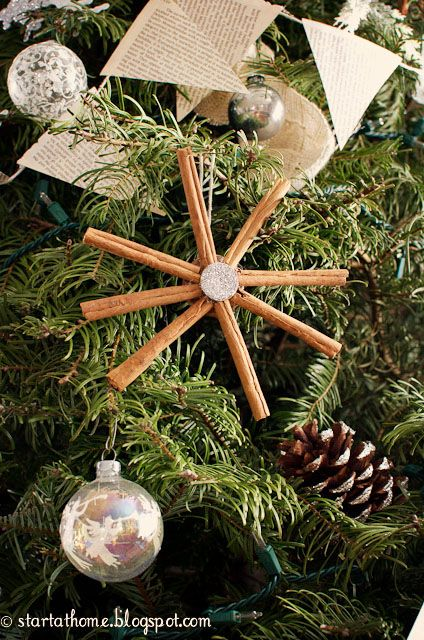 Start at Home: DIY Ornament