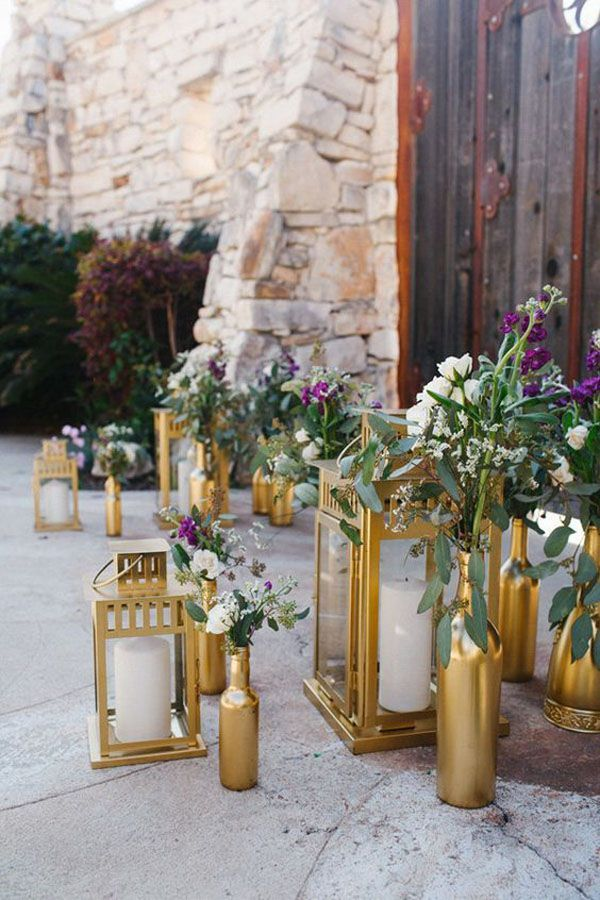 84 best Metallic Weddings images on Pinterest Bronze, Chairs and - küche ikea planer