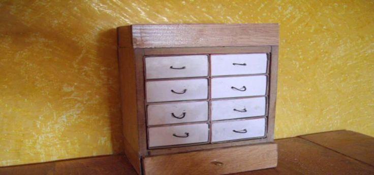 Si eres un amante de las manualidades y buscas algo diferente y original, no te pierdas estas manualidades hechas con cajas de cerillas ¡muy originales!