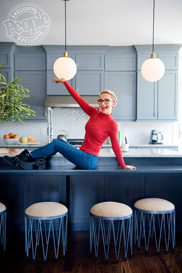 Hayden Panettiere's Homey Nashville Haven