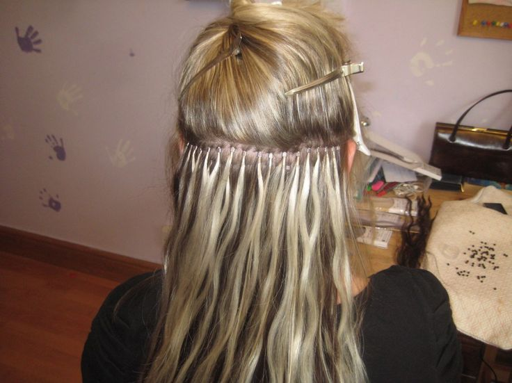 Micro Ring Hair Extensions-02