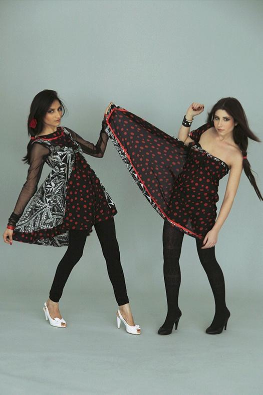 Avia - Fashion model gone bad - First 12