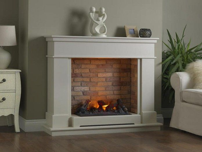 Victory Vittoria free standing electric fire suite