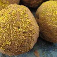 truffles on Pinterest   Chocolate Truffles, Dark Chocolate Truffles ...