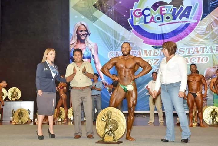 Realizan Mr. Durango en la Feria Gómez Palacio