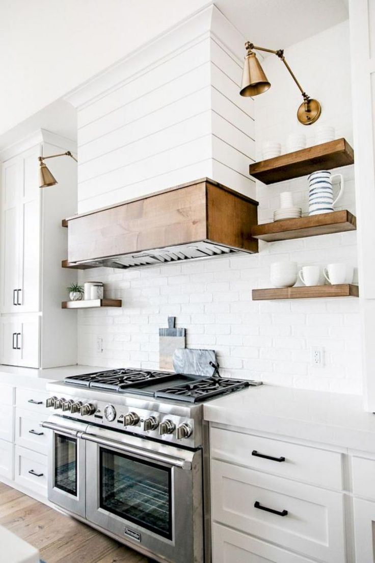 47+ Awesome White Kitchen Design and Decor Ideas