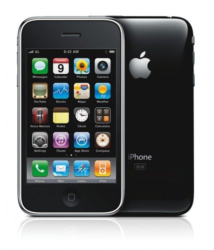 iPhone 3GS, I know the iPhone 4GS is all fancy and updated, but I love my 3G.