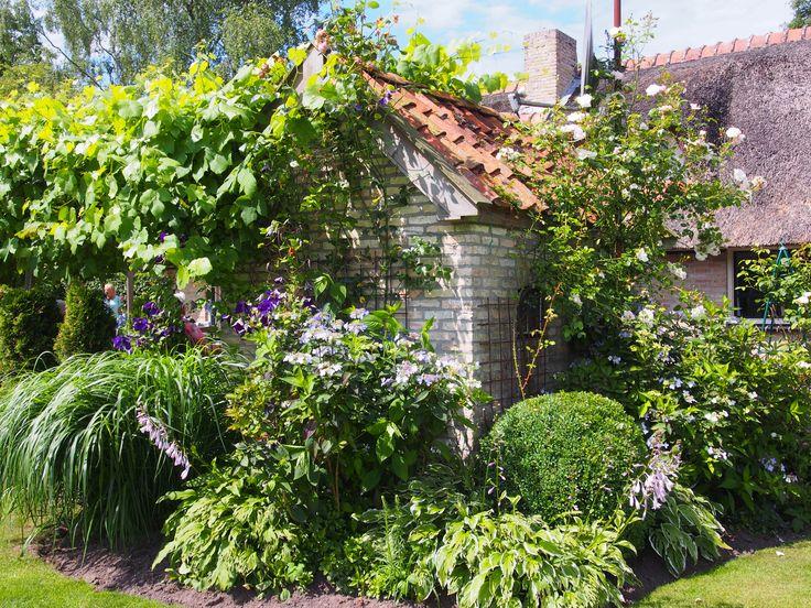 Stookhut in Harkema Friesland