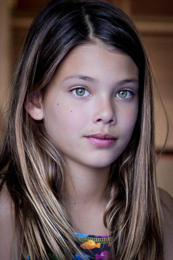 Esta niña de 11 años ya es una modelo profesional - Taringa!
