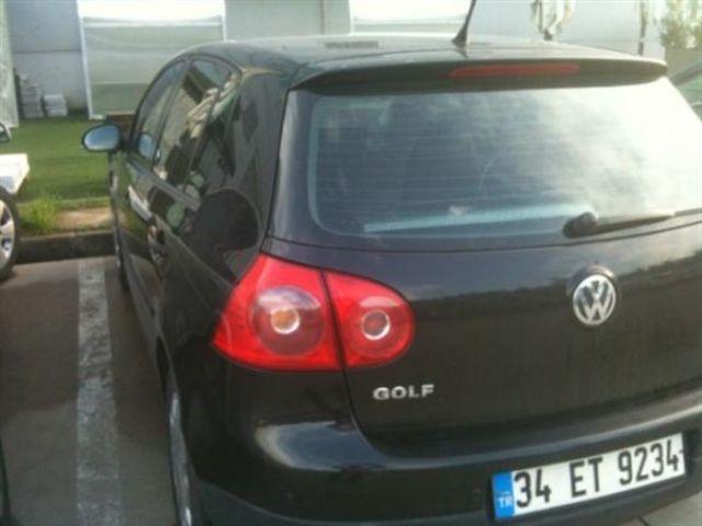 Volkswagen Golf 2007 Volkswagen Golf 1.4 TSI Midline Tiptronik DSG