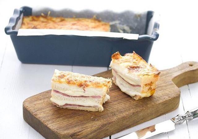 Croque-cake : facile à préparer et à emporter, on mise tout sur le croque-cake en pique-nique...