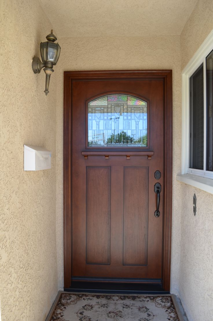 1000 images about craftsmen style doors on pinterest for Fiberglass entrance doors