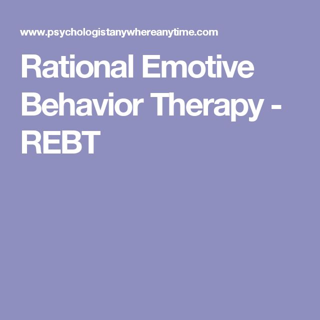 theory outlines behavior and rational emotive Author information ▻ article notes ▻ copyright and license information ▻  disclaimer  in this article rational emotive behavior therapy (rebt) is  proposed  hence, the abc philosophy that informs rebts theoretical and.