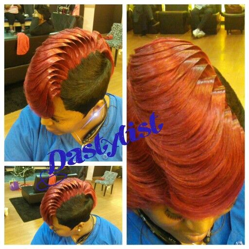... Dexter Dastylist on Pinterest | Bobs, Illusions and Bob cut styles