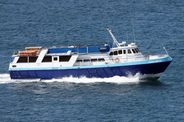 Carib Breeze, St Kitts & Nevis Ferry