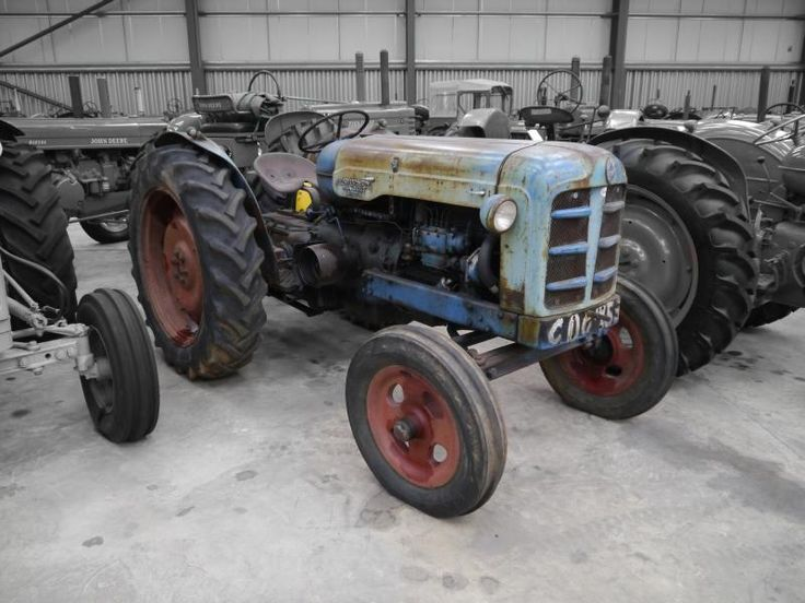 Old Ford Diesel Tractors : Best images about fordson on pinterest old tractors