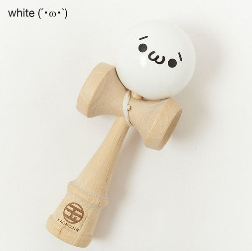 Kaomojin Kendama✖️More Pins Like This One At FOSTERGINGER @ Pinterest✖️