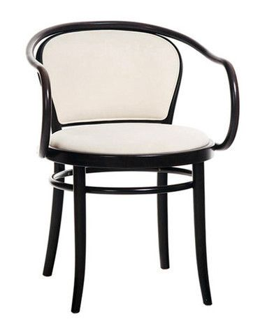 The Handsome August Thonet No 33 B9 Bentwood Armchair By