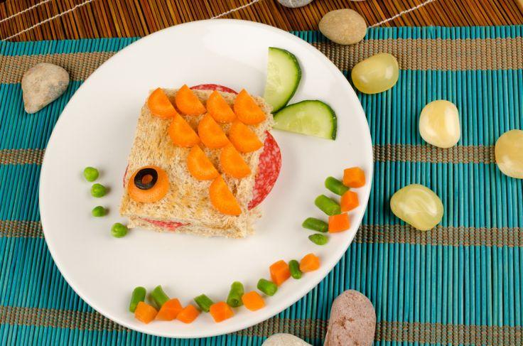 Ahora por fin tus hijos comerán verdura con el sandwich!