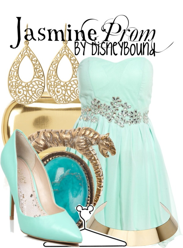 Recreating Princess Jasmine S Outfit With Clothes