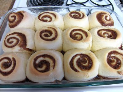 Cinnamon Rolls | Love to be in the Kitchen