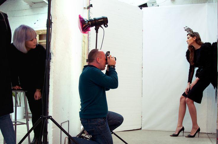 Fashion Photography Workshops London