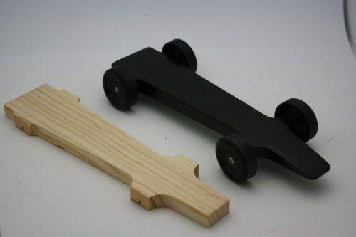 Fast Pinewood Derby Car Kit