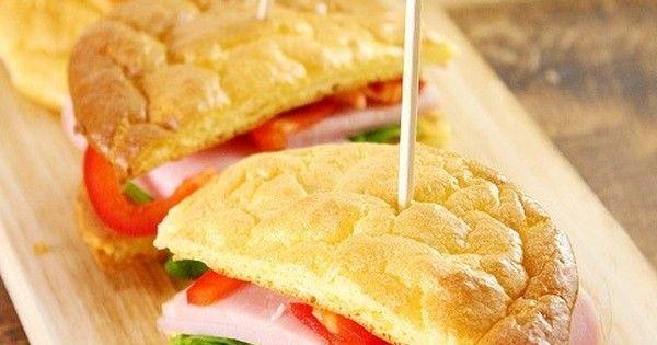小麦粉を使わないパン!今話題の「クラウドブレッド」って?   クックパッドニュース