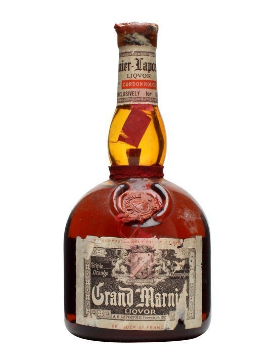 17 best images about liqueur on pinterest schnapps for Grand marnier cordon jaune aldi