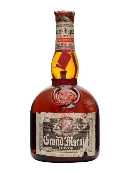 17 best images about liqueur on pinterest schnapps for Grand marnier cordon jaune aldi