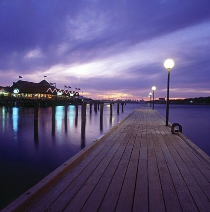 Hillary's boat harbor,Perth WA.