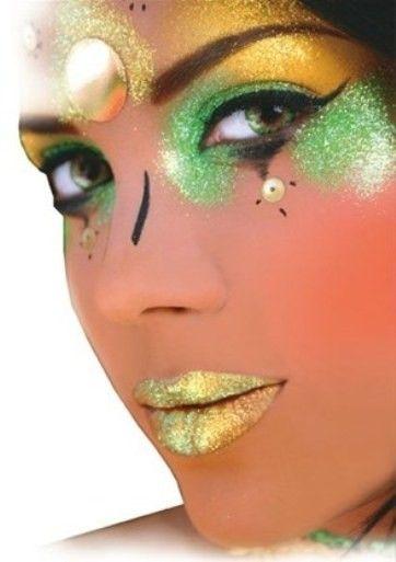 maquillaje-de-fantasia-no-te-cortes-con-la-brillantina