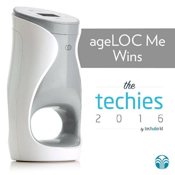 Did you know ageLOC Me was honored with a 2016 techie Award? Way to go, Nu Skin!
