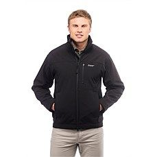 Swanndri Men's Redwoods Soft Shell Jacket with Fleece Lining