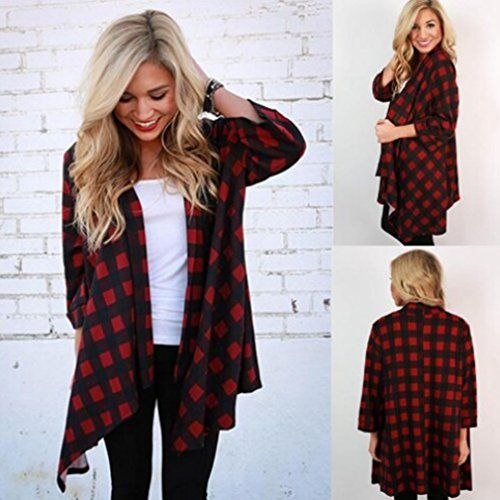 #Iumer Women's #Plaid #Shirt #Roll Up #Sleeve #Casual #Loose #Boyfriend #Plaid #Button Down #Shirt Perfect For Party Evening, Cocktail, Vacation Or Daily Wear. Occasion: daily wear and outdoor activities as jogging, running, Yoga, exercise, basketball, etc It is good for any season.Especially perfect for going out in spring,fall and winter. https://boutiquecloset.com/product/iumer-womens-plaid-shirt-roll-up-sleeve-casual-loose-boyfriend-plaid-button-down-shirt/