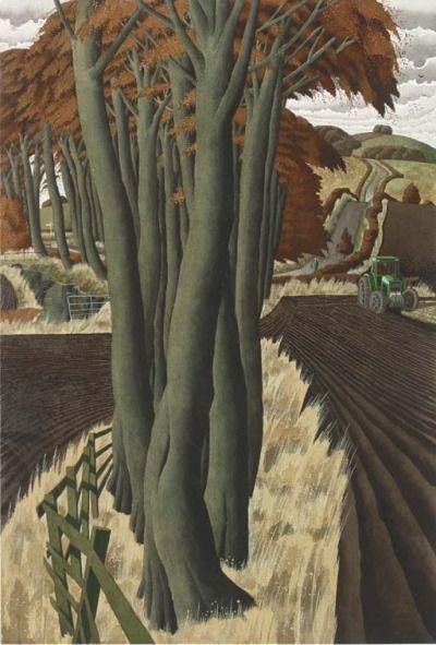 The Tractorman, Simon Palmer. English, born in 1956