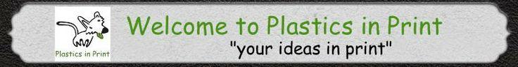 Plastics in Print LLC by PlasticsinPrint on Etsy