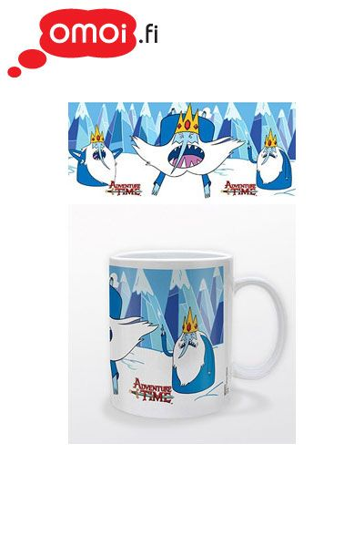 Adventure Time Ice King Mug - 10,00 EUR : Manga Shop for Europe, A great selection of anime products