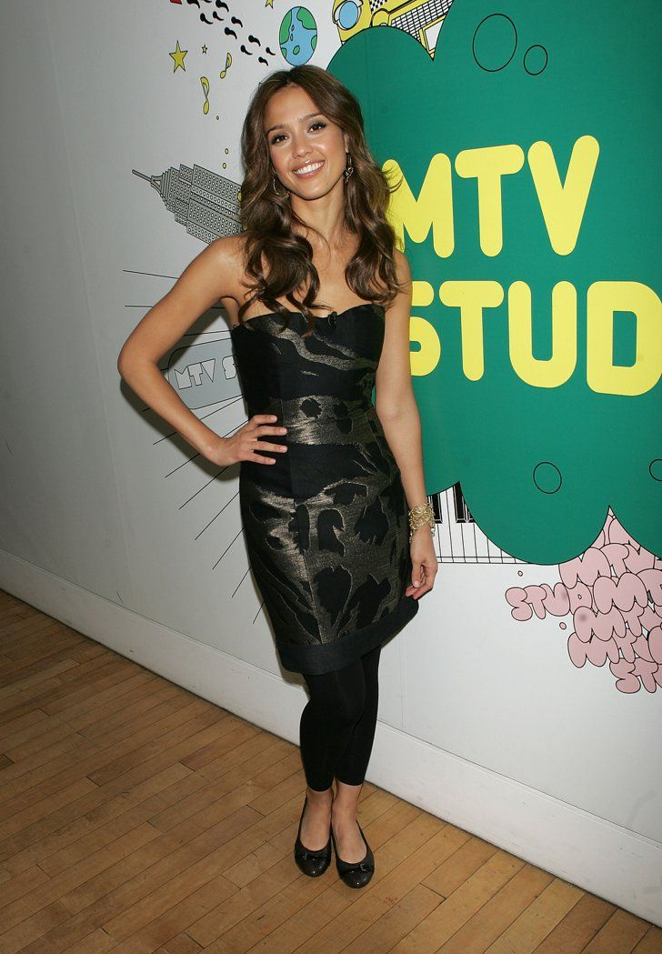Pin for Later: Take a Scroll Through 17 Years' Worth of Jessica Alba's Style 2007