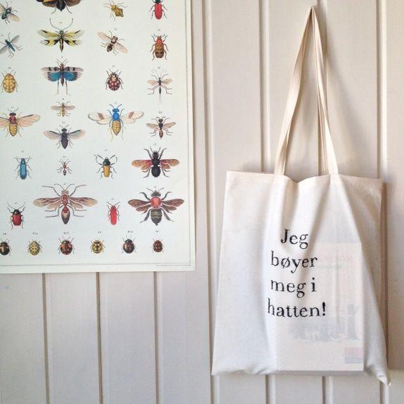 Quote bag, Heidi Weng - Mr. Baggins